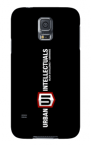 Urban Intellectuals Logo Snap Case For Samsung Galaxy S5