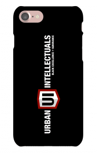 Urban Intellectuals Logo Snap Case For IPhone 7