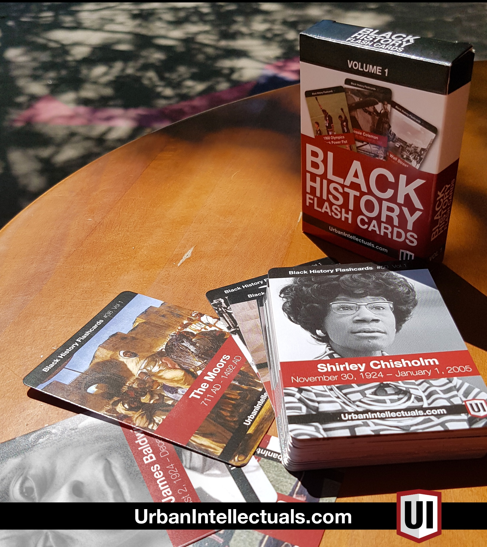 Get Your Black History Flash Cards