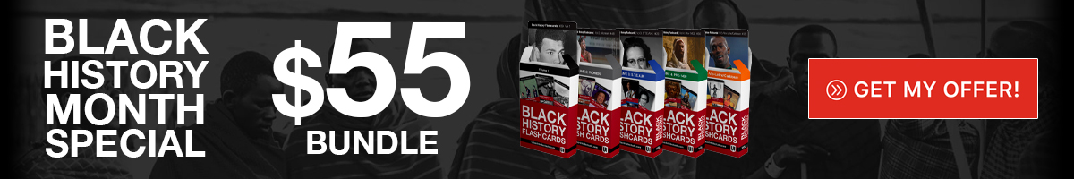 Black History Month 2021 Sale
